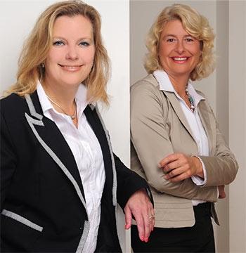 Andrea Baschant & Dr. Daniela Döldissen